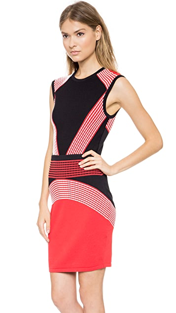 Ohne Titel Stripe Tank Dress