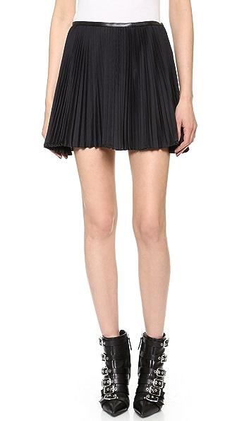 Ohne Titel Pleated Skirt
