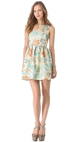 Olcay Gulsen Round Neck Dress