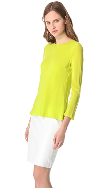 Olcay Gulsen Long Sleeve Top
