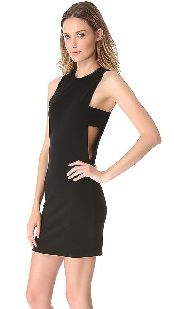 Olcay Gulsen Cutout Sides Dress
