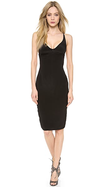Olcay Gulsen Strappy Back Dress