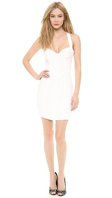 Olcay Gulsen Bustier Dress