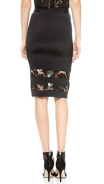 Olcay Gulsen Pencil Skirt