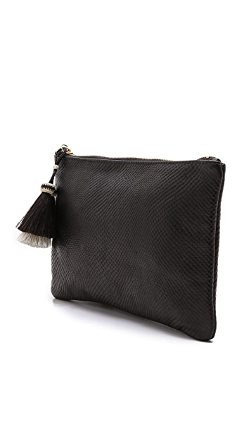 Oliveve Queenie Clutch