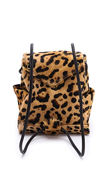 Oliveve Dottie Haircalf Backpack