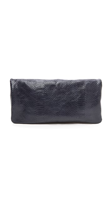 Oliveve Anastasia Clutch with Cobra Embossing