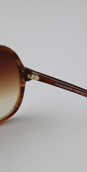 Oliver Peoples Eyewear Chelsea Sunglasses