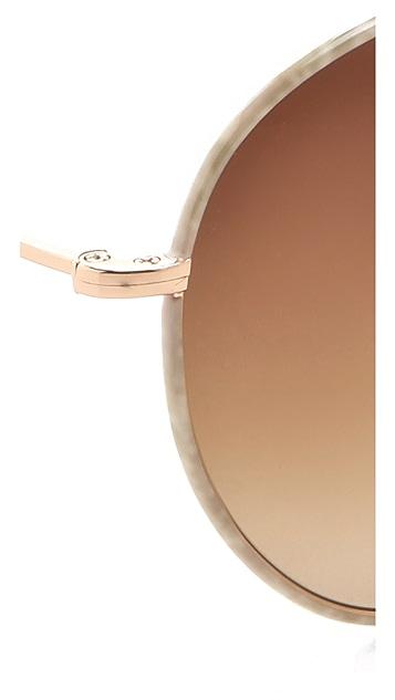 Oliver Peoples Eyewear Blondell Polarized Sunglasses