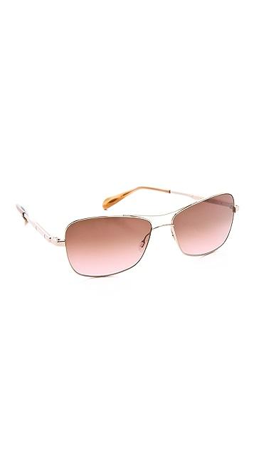 Oliver Peoples Eyewear Sanford Photochromatic Sunglasses