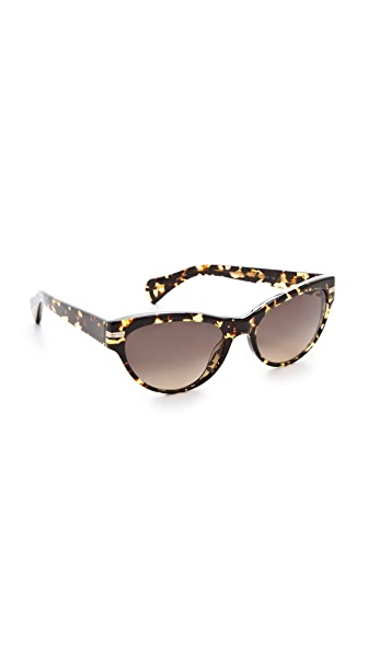 Oliver Peoples Eyewear Kosslyn Polarized Sunglasses