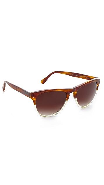 Oliver Peoples Eyewear Daddy B Sunglasses