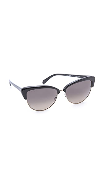 Oliver Peoples Eyewear Alisha Polarized Sunglasses