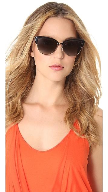 Oliver Peoples Eyewear Alisha Polarized Sunglasses