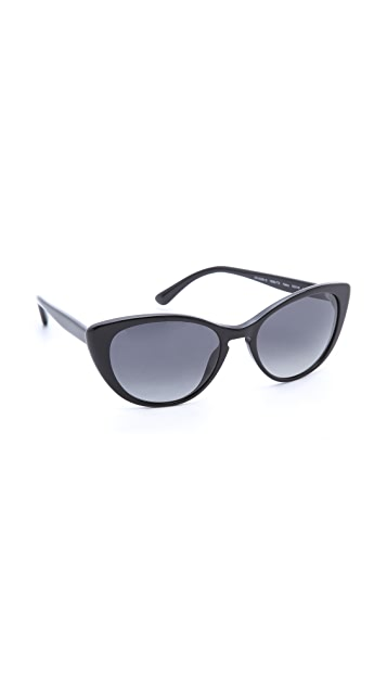 Oliver Peoples Eyewear Haley Polarized Sunglasses