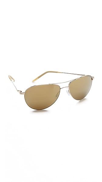 Oliver Peoples Eyewear Benedict Mirrored Photochromic Sunglasses