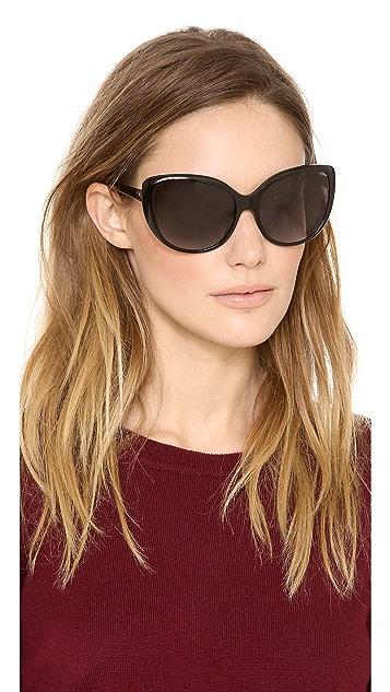 Oliver Peoples Eyewear Hedda Polarized Sunglasses