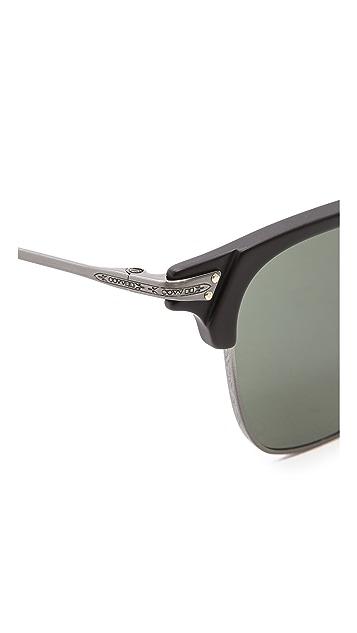 Oliver Peoples Eyewear Banks Sun Sunglasses
