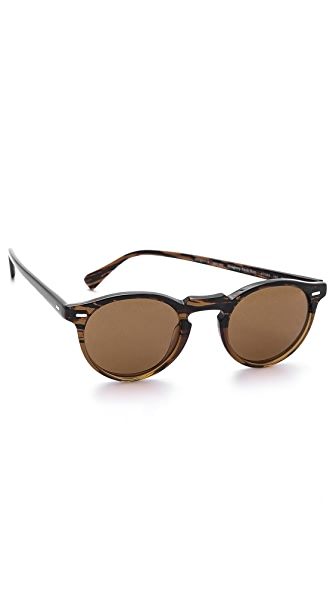 Oliver Peoples Eyewear Gregory Sunglasses