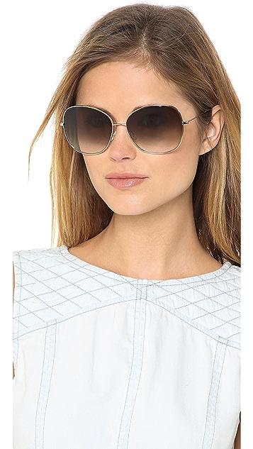 Oliver Peoples Eyewear Isabel Marant Par Oliver Peoples Daria Sunglasses