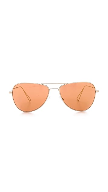 Oliver Peoples Eyewear Isabel Marant Par Oliver Peoples Matt Sunglasses