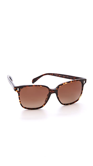 Oliver Peoples Eyewear Marmont Polarized Sunglasses