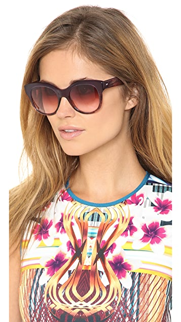 Oliver Peoples Eyewear Jacey Sunglasses
