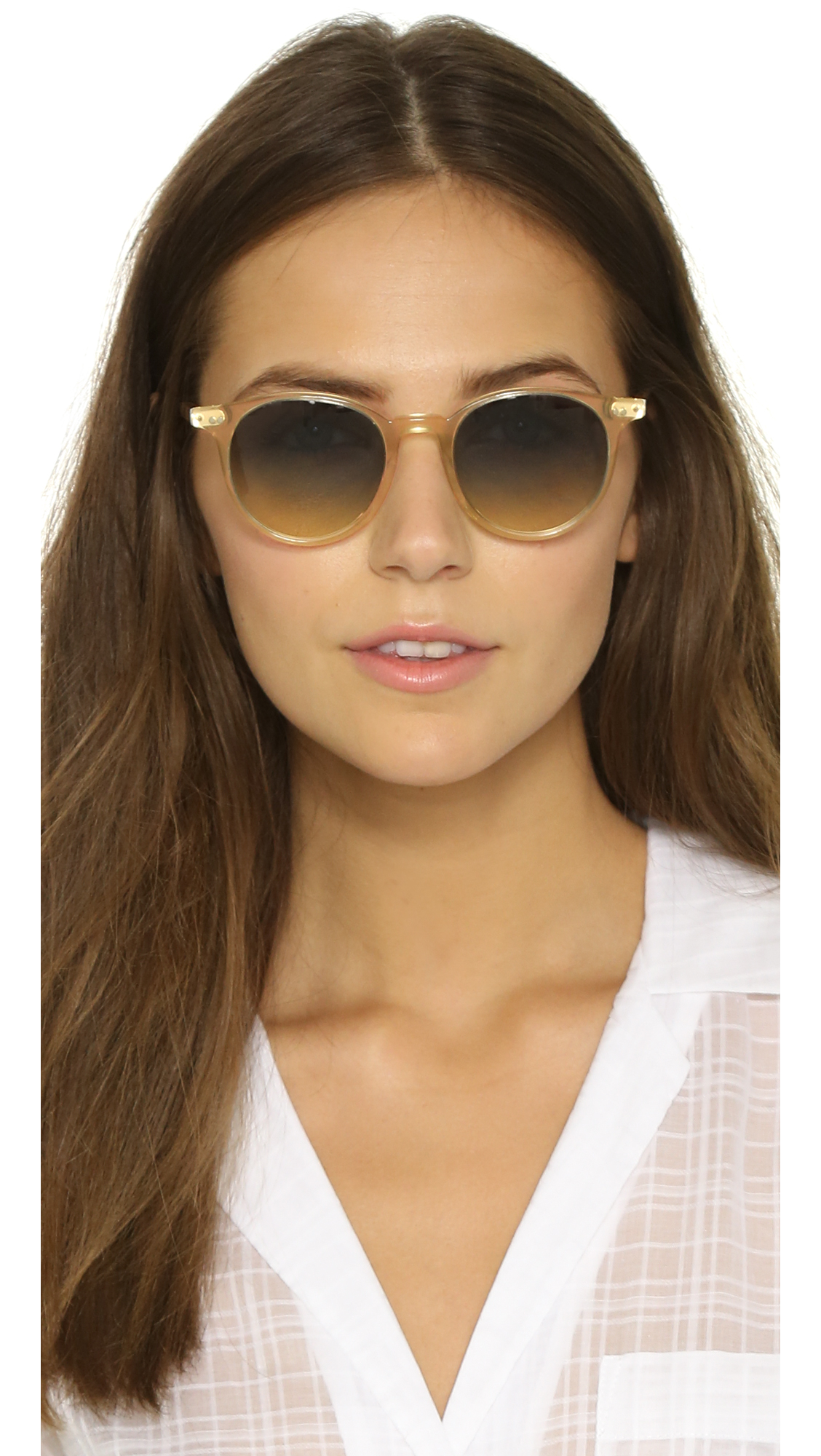 87664335b354a Oliver Peoples Eyewear Delray Sunglasses