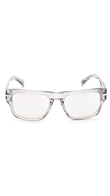 Oliver Peoples Eyewear Public School x Oliver Peoples Square Sunglasses