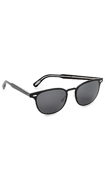 Oliver Peoples Eyewear Sheldrake Metal Sunglasses