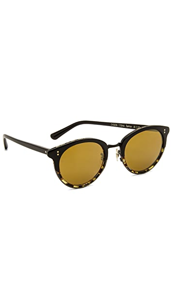 Oliver Peoples Eyewear Spelman Sunglasses