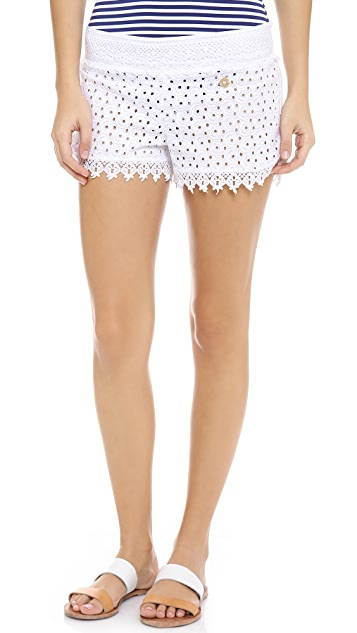 OndadeMar Eden Hues Cover Up Shorts