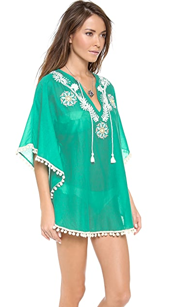 OndadeMar Illusion Cover Up Dress
