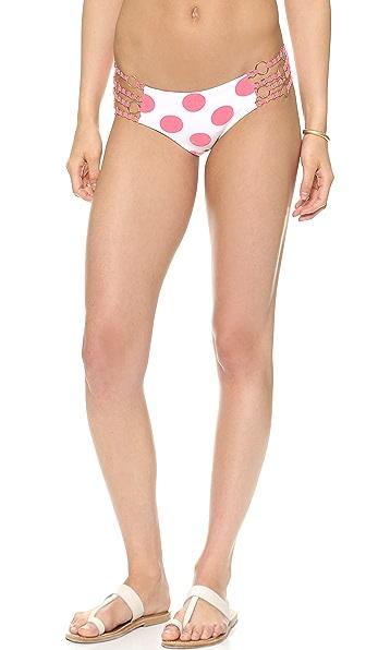 OndadeMar Fall Moon Bikini Bottoms