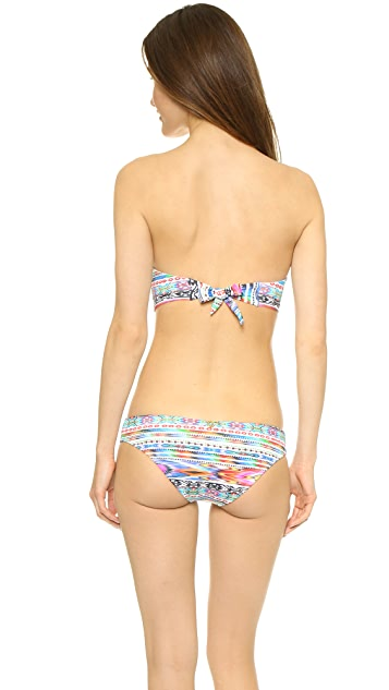OndadeMar Tapestry Bikini Top