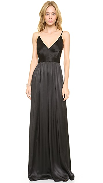 ONE by Contrarian Babs Bibb Maxi Dress