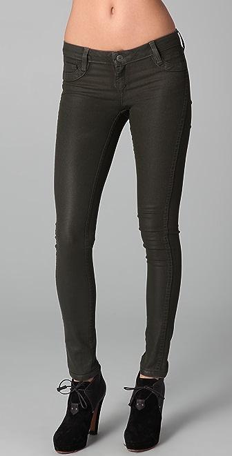 ONE by Bleulab Reversible Detour Legging Jeans