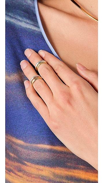 ONE by SunaharA Malibu Suna Ring Set