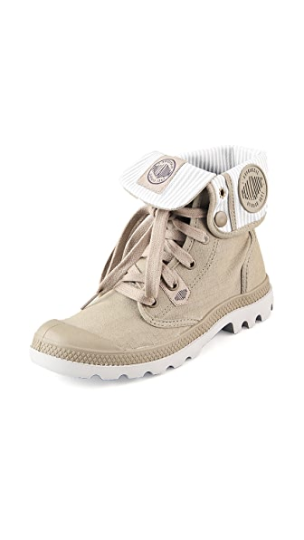 ONE by Palladium Baggy Lite Canvas Booties