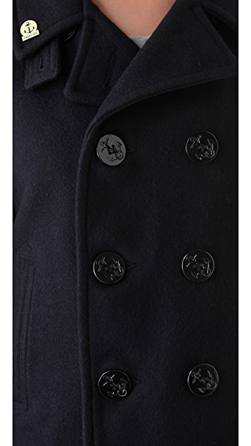 ONE by Gerald & Stewart by Fidelity Pea Coat