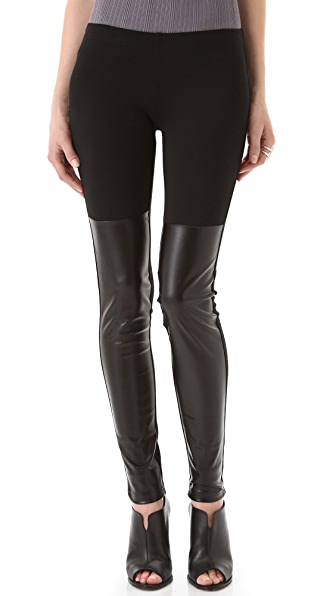 ONE by Bardot Panel Leggings