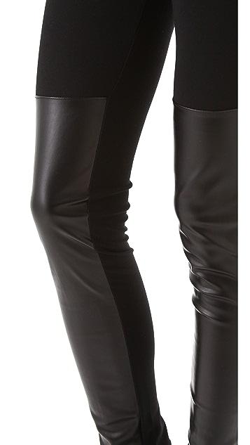 ONE by Bardot Panel Leggings