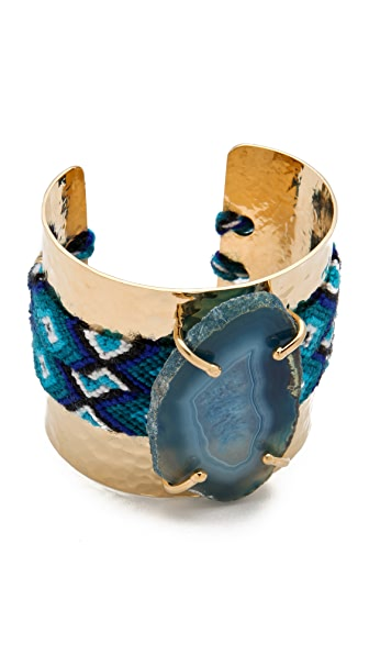 ONE by Mercedes Salazar Stone Friendship Cuff