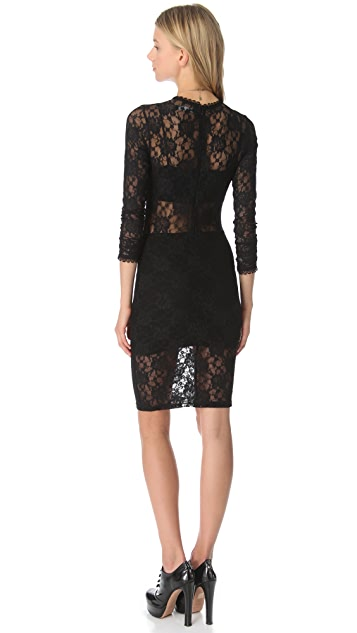 ONE by For Love & Lemons Lila Dress