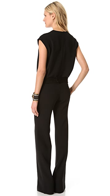 ONE by 5th & Mercer Sleeveless Jumpsuit