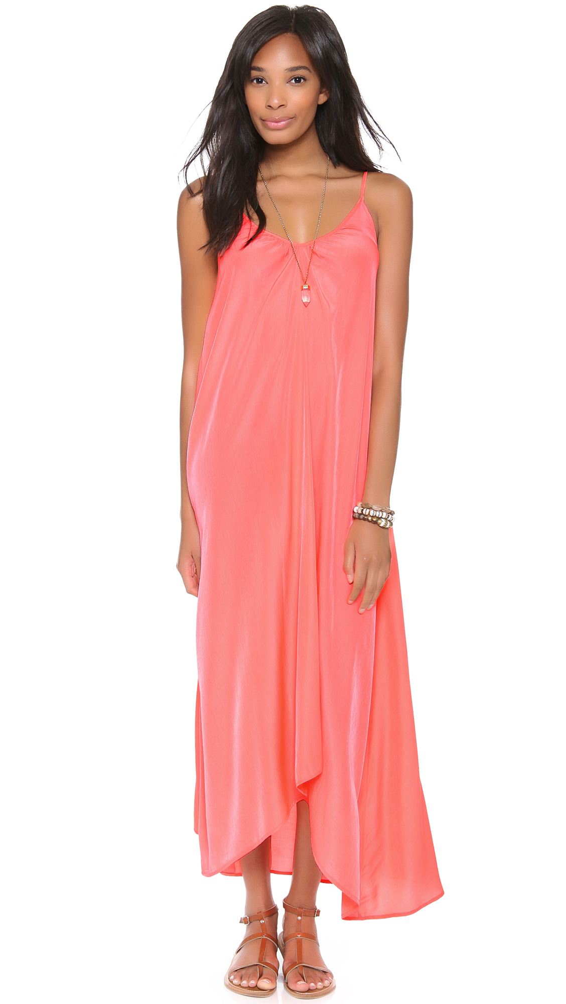 ONE by Resort Maxi Dress - Candy