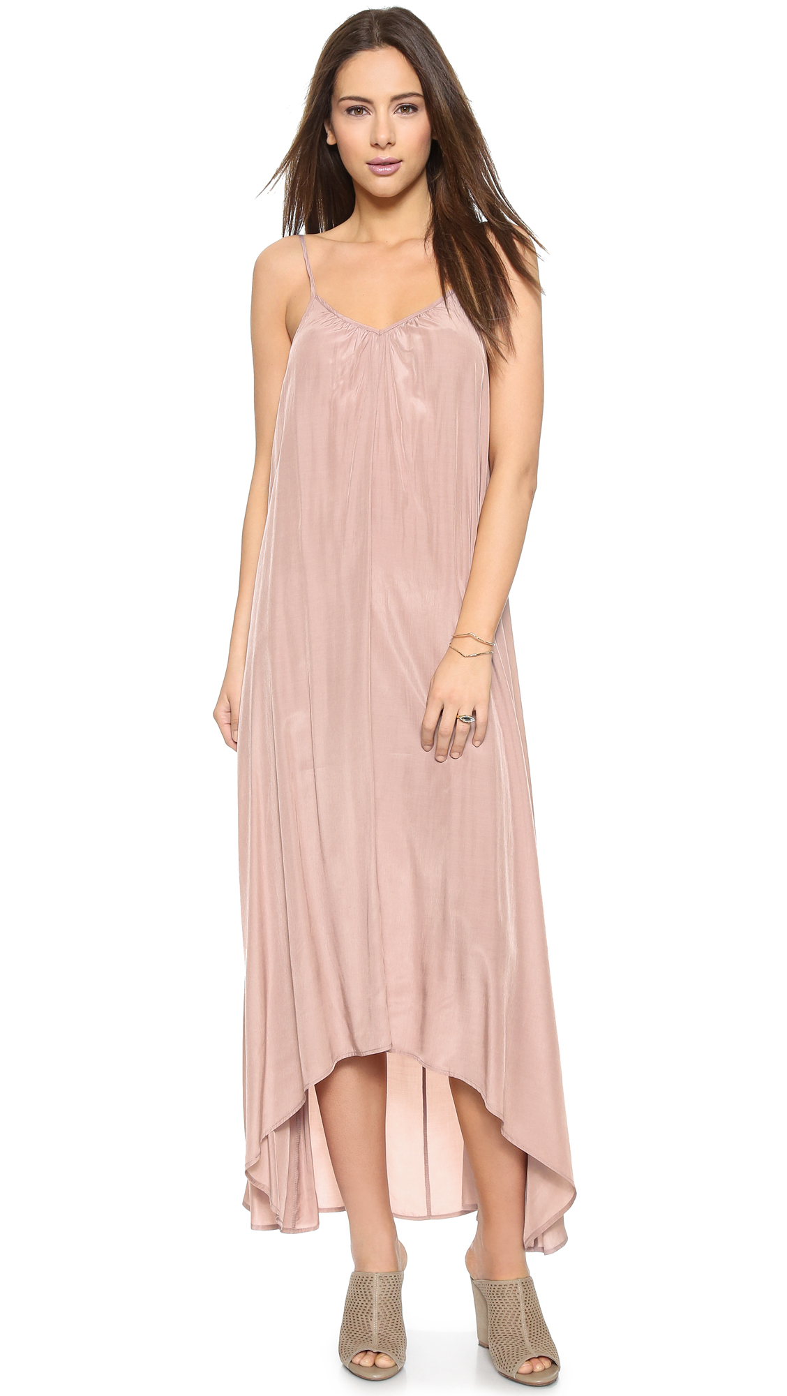 ONE by Resort Maxi Dress - Taupe