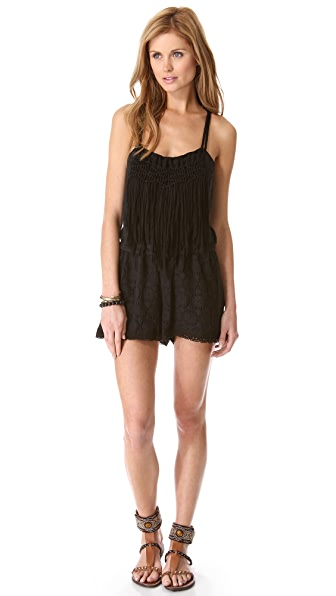 ONE by LIV Cover Up Romper