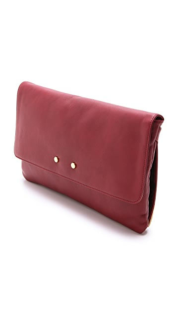 ONE by TL-180 Chauffmain Muff Clutch