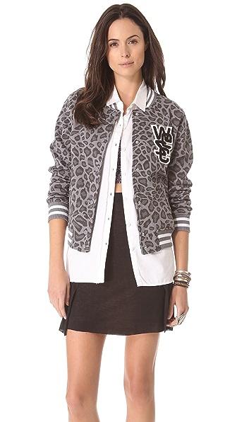 ONE by WeSC Laika Fleece Jacket